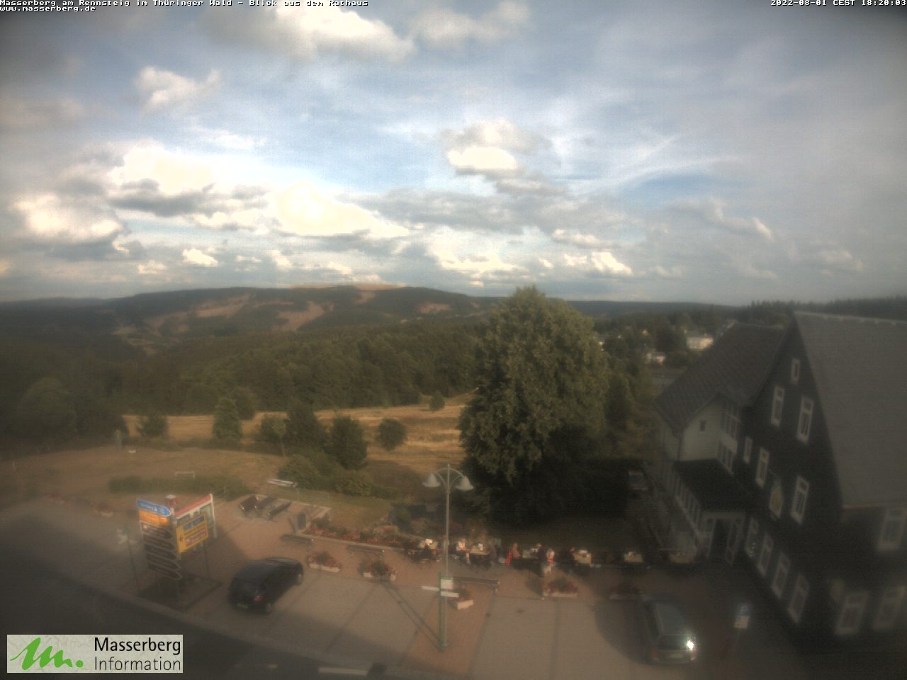 Webcam Masserberg Rathaus