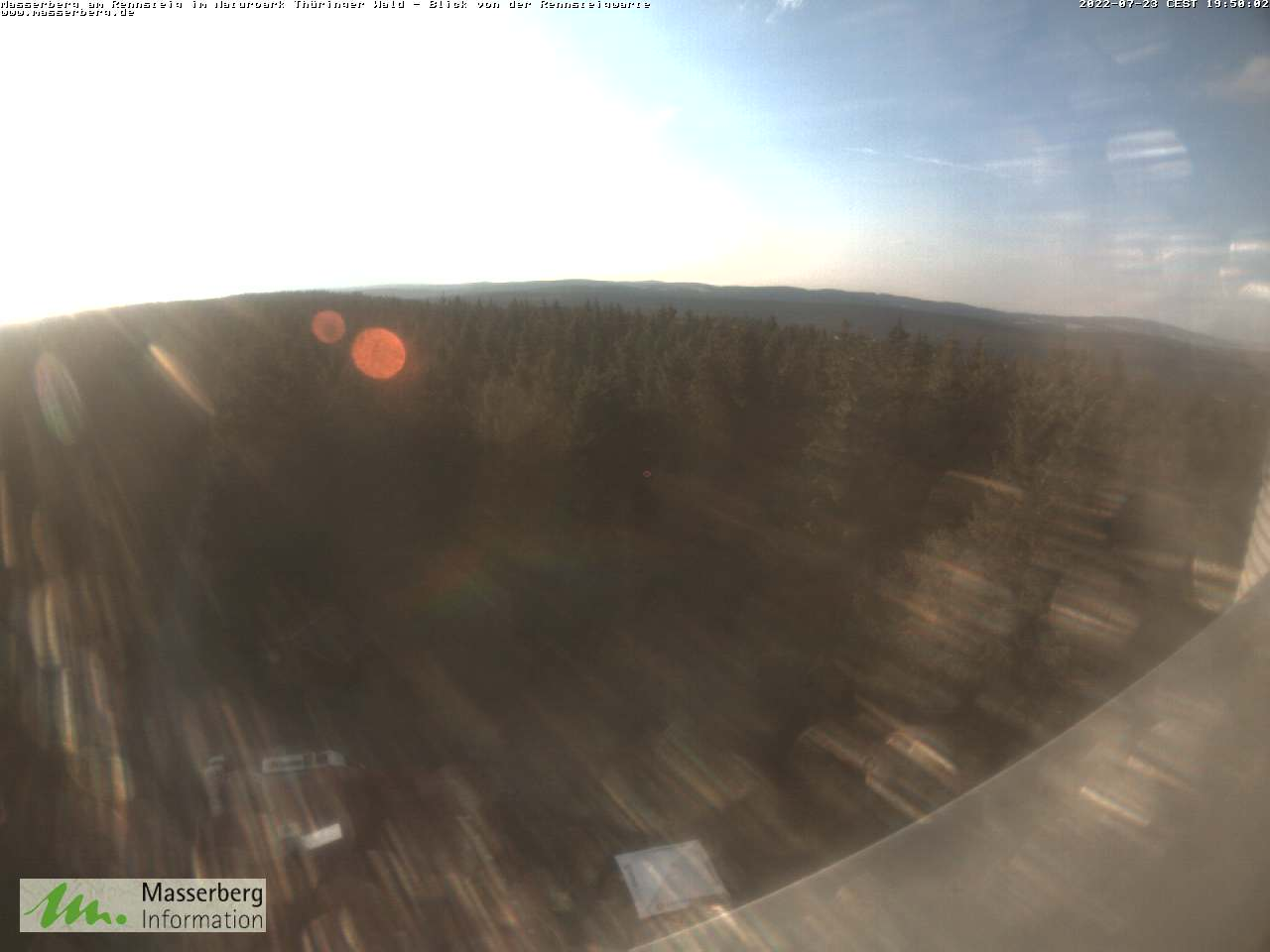 Webcam Masserberg Turm