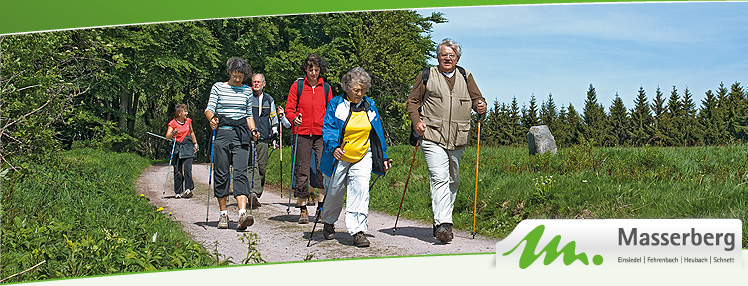Deutscher Nordic Walking Tag